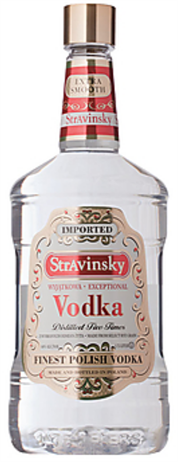 Stravinsky Vodka
